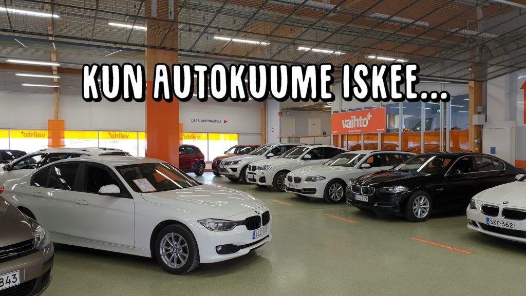 autokuume